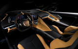 Corvette Stingray C8 2019 road test review - cabin
