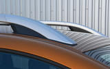 Dacia Duster 2018 road test review roof rails