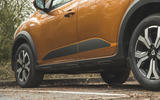 8 Dacia Sandero Stepway 2021 RT cladding