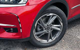 DS 7 Crossback 2018 road test review alloy wheels