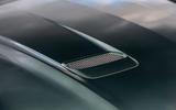 Ford Mustang Bullitt 2018 road test review - bonnet vent