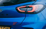 8 Ford Puma ST 2021 road test review rear lights