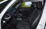 Honda Jazz 2020 road test review - cabin