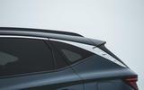 8 Hyundai Tucson 2021 road test review rear end