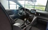 Hyundai Veloster N 2018 review - dashboard