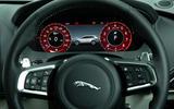 Jaguar F-Pace SVR 2019 road test review - instruments
