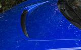 Jaguar I-Pace 2018 road test review bonnet vent