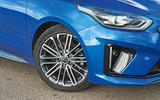 Kia Proceed GT-Line 2019 road test review - alloy wheels