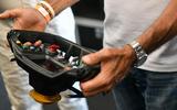8 Lamborghini Essenza SCV12 2021 RT steering wheel