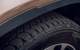 Land Rover Defender 2020 road test review - tyres