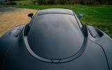 8 McLaren GT 2021 road test review glass