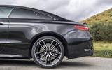 Mercedes-AMG E53 2018 review - rear end