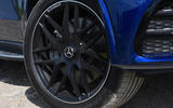 Mercedes-AMG GLE 53 2020 road test review - alloy wheels