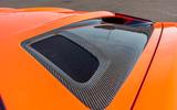 Mercedes-AMG GT Black Series road test review - bonnet