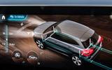 Mercedes-Benz GLA 2020 road test review - infotainment