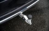 Mercedes-Benz GLS 2020 road test review - towbar
