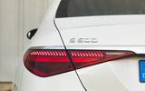 8 mercedes s class s500 2020 lhd uk first drive review rear lights