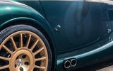 Morgan Aero GT 2018 review - alloy wheels