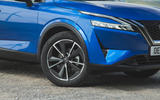 8 Nissan Qashqai 2021 RT alloy wheels