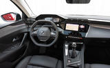 8 Peugeot 308 SW 2021 first drive dashboard
