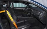 Polestar 1 2020 road test review - cabin
