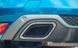8 Renault Megane E Tech PHEV road test 2021 exhausts