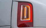 Rolls Royce Cullinan 2020 road test review - rear lights