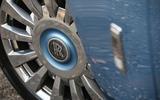 Rolls Royce Phantom 2018 review alloys