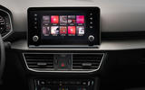 Seat Tarraco 2018 review - infotainment