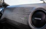 SKoda Citigo-e IV 2020 road test review - dashboard trim