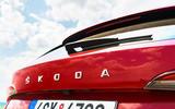 Skoda Kamiq 2019 road test review - boot