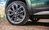 Skoda Karoq Scout 2019 road test review - alloy wheels