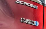 8 Suzuki Across 2021 road test review rear badge