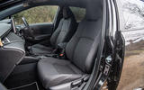 Toyota Corolla Touring Sports 2019 road test review - cabin