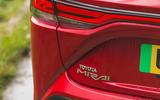 8 Toyota Mirai 2021 RT rear lights