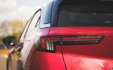 8 Vauxhall mokka 2021 RT rear lights
