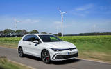 Volkswagen Golf GTE 2020 road test review - on the road front