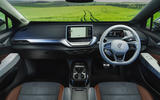 8 volkswagen id 4 2021 uk first drive review dashboard