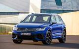 Volkswagen Tiguan R road test review - static front