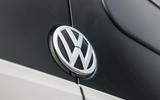 Volkswagen Grand California 2020 road test review - rear badge