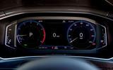 Volkswagen T-Roc 2019 road test review - instruments