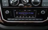 Volkswagen Up GTI 2018 review Bluetooth