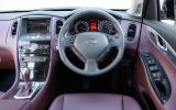 Infiniti EX37 GT dashboard