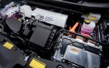 1.8-litre Toyota Prius+ petrol engine
