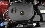 1.6-litre GDi Kia Soul engine