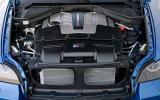 4.4-litre V8 BMW X5 M engine