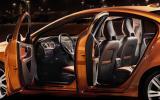 Volvo S60 T6 interior