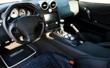 Zenvo ST1 dashboard
