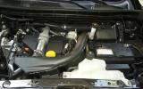 1.5-litre Nissan Juke diesel engine