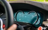 AC Schnitzer ACS5 Sport 2020 road test review - instruments